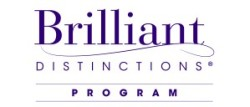 Brilliant Distinctions® Program Logo