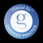 Glacial Rx Badge Certified Practice Logo